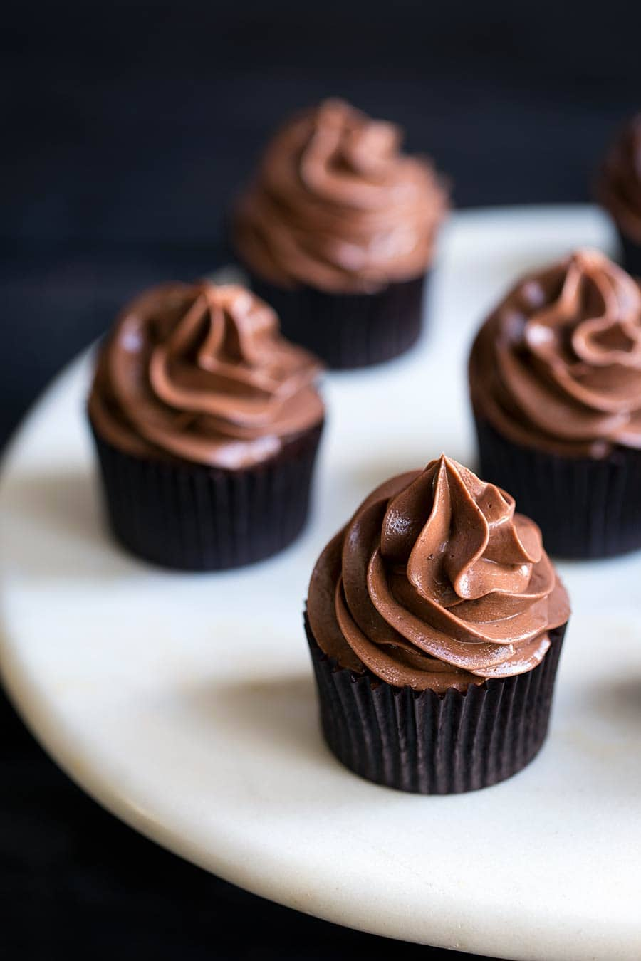 The best chocolate cupcakes recipe!