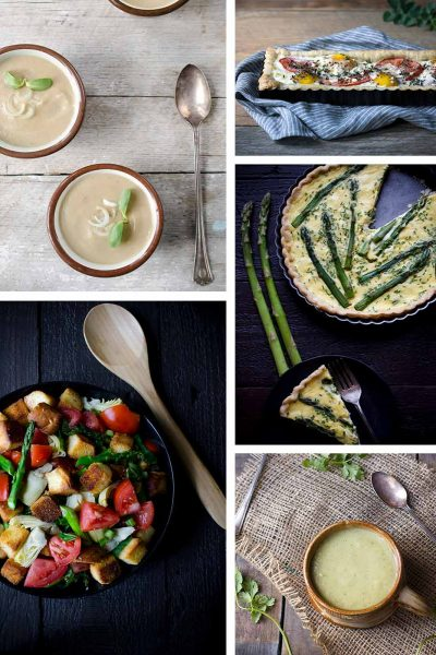 10 Spring Recipes to Try Right Now