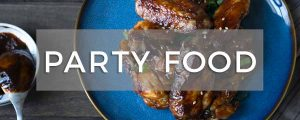 Party Food Recipes on Savory Simple