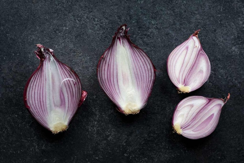 Image credit Kelli Foster I almost always have onions in my kitchen usually a few white and red onions and sometimes shallots But as much as I really