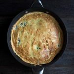 Cheese Spinach Frittata