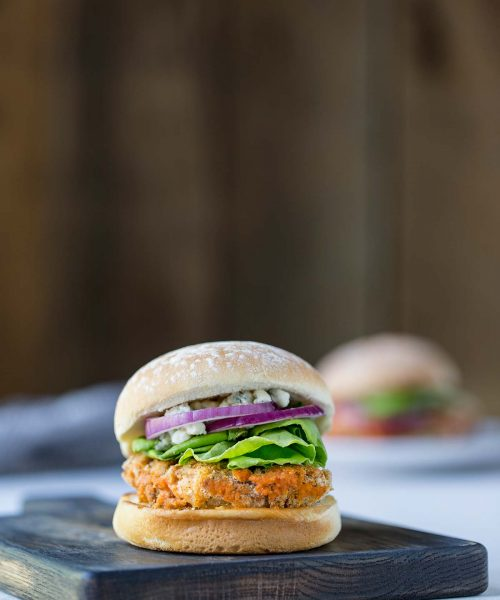 Buffalo Chicken Sandwich Recipe