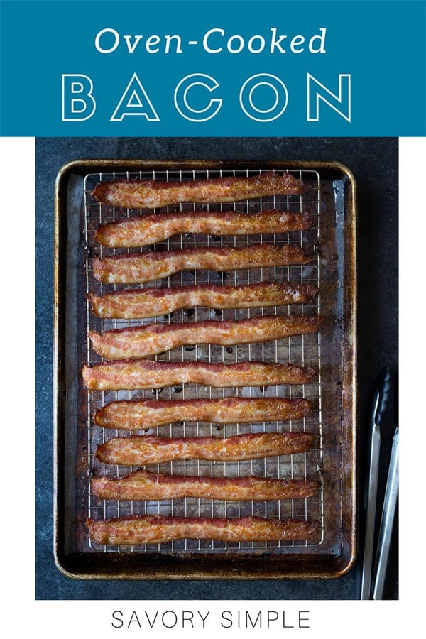 Oven-Baked Bacon