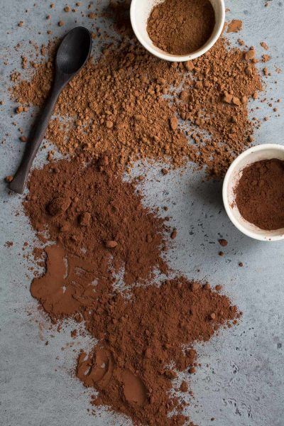 Natural vs Dutch-Processed Cocoa Powder