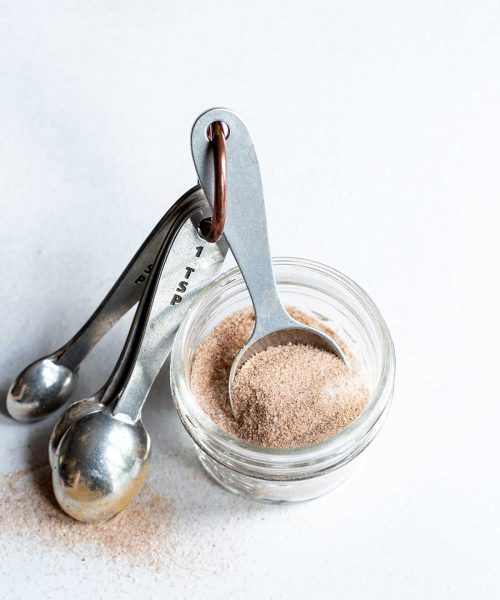 Cinnamon Sugar Recipe