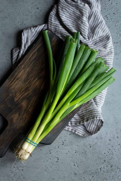 Scallions vs green onions