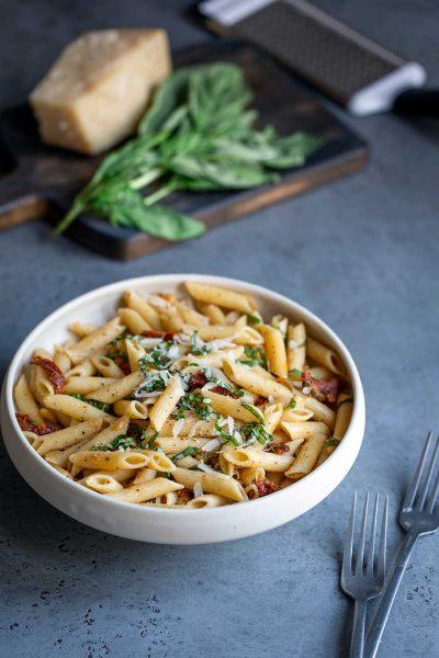 Sun-Dried Tomato Pasta Recipe