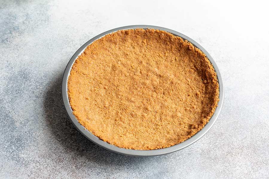 Fully baked graham cracker crust recipe