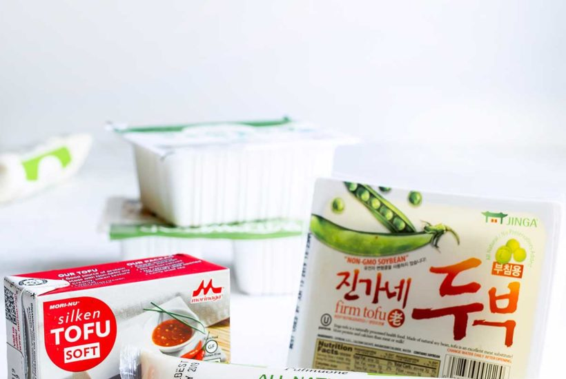 What is Tofu - a variety of brands and types of tofu